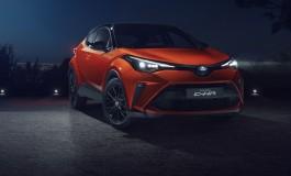 Nova Toyota C-HR stiže u još boljem izdanju
