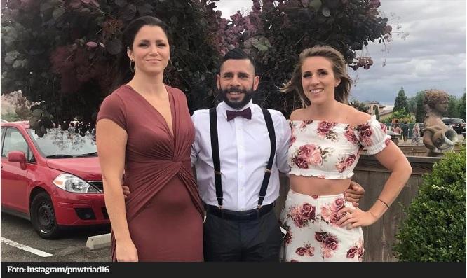 Bračni par upoznao ženu u teretani, a sada su sve troje u vezi i žive zajedno s četvero djece