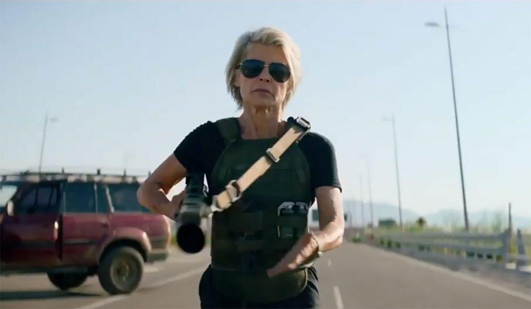 Novi trailer za Terminator: Dark Fate