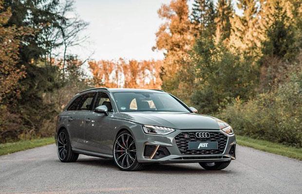 Nova Audi zvijer iz ABT-a: S4 sa još više snage!