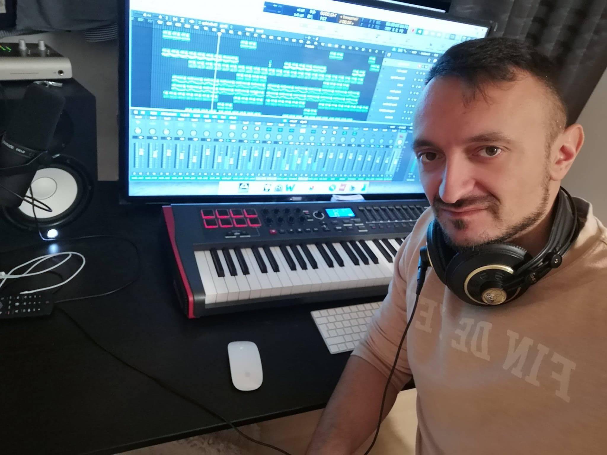 """Admal Karić Admalish predstavio pjesmu """"Znam"""" za koju je spot snimio u Sarajevu"""