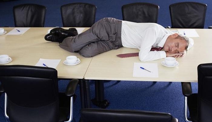 Spavanje na poslu? Naučnici tvrde da je to OK