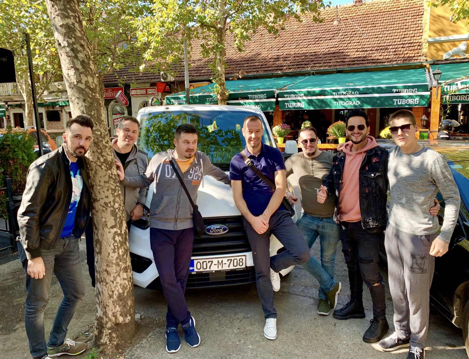 Neno Murić osvaja region, na njegovoj novoj pjesmi svirali muzičari Zdravka Čolića