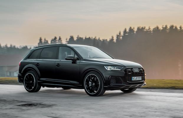 Novi Audi SQ7 prošao tretman bildanja snage u ABT-u