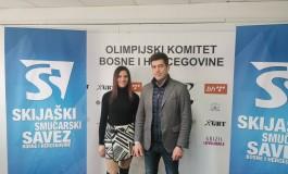 Uspješna bh. skijašica Elvedina Muzaferija: Trud se isplatio, olimpijada je san svakog sportiste