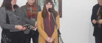 Talentovana Kanita Mumić u Tuzli održala prvu samostalnu izložbu