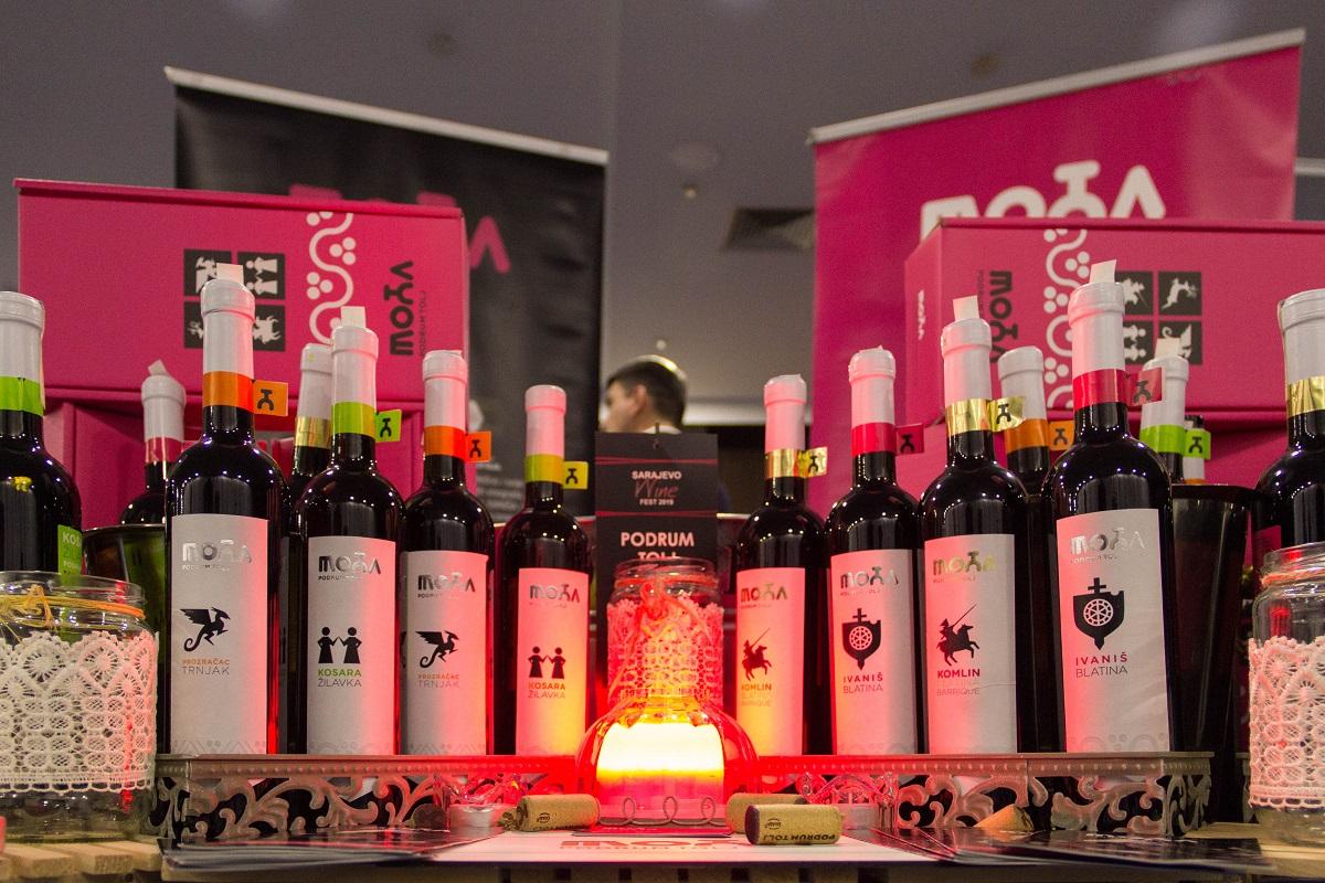 """Hercegovački vinari udruženi dolaze na Sarajevo Wine Fest, nakon deset godina izlaže i vinarija """"Aleksandrović"""""""