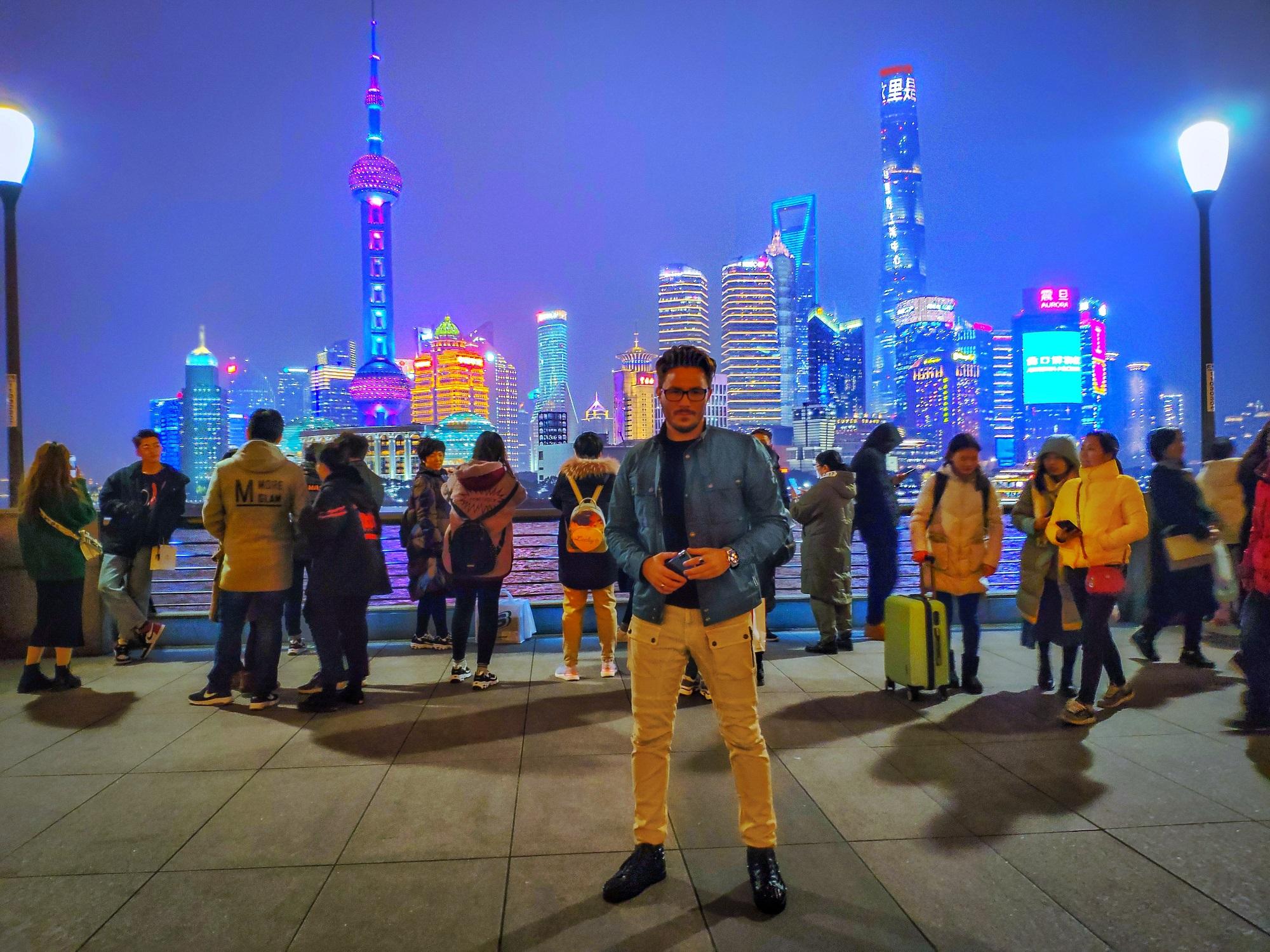 Bh. nogometaš Sandi Šahman koji igra u Shanghaiju: Stanje u Kini je još haotično, sve je kao u SF filmovima