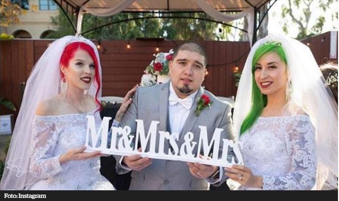 'Naša veza je sasvim normalna i treba biti prihvaćena' – U braku ih je troje i ne vide ništa loše u tome