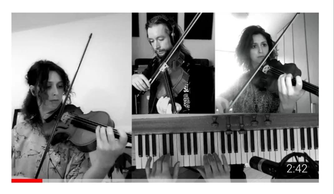 Šejla Glinac: Online muzika Balkana