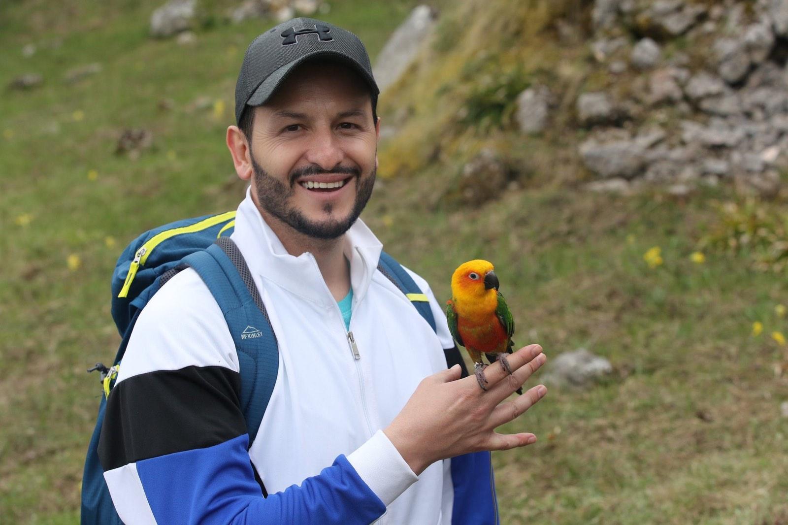 Neno Murić klubove zamijenio planinama: Boravak u prirodi mi donosi unutarnji mir