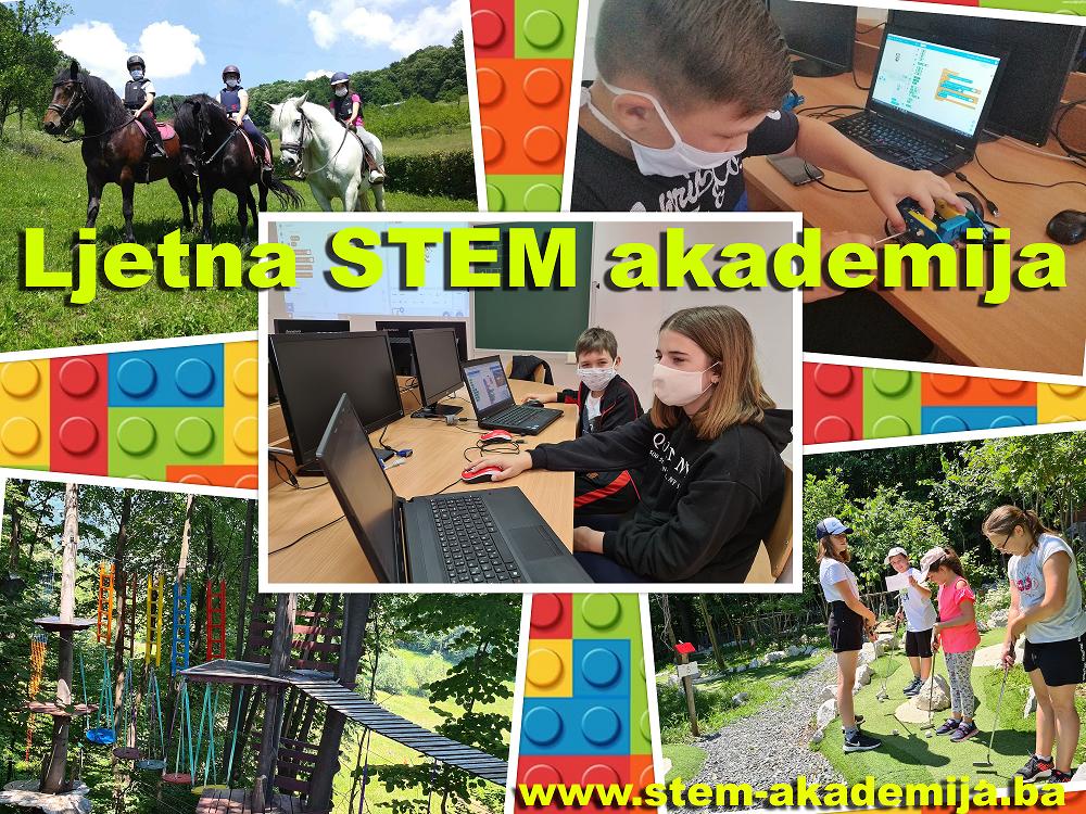 Priuštite djeci nezaboravan raspust – Upišite ih na Ljetnu STEM akademiju