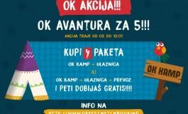 Nektar OK Fest nudi povoljne aranžmane za posjetioce