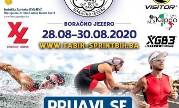 """Triatlon kup """"Kulin ban"""" održava se krajem augusta na Boračkom jezeru, specijalni partner događaja je Olimpijski komitet BiH"""